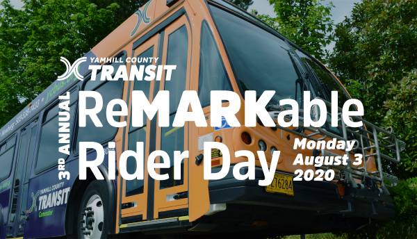 ReMARKable Rider Day • Monday, August 3
