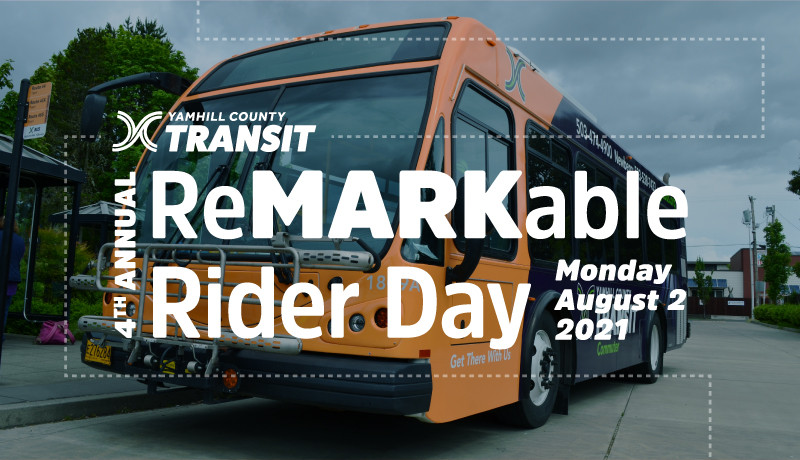 4th Annual ReMARKable Rider Day • Monday, August 2, 2021