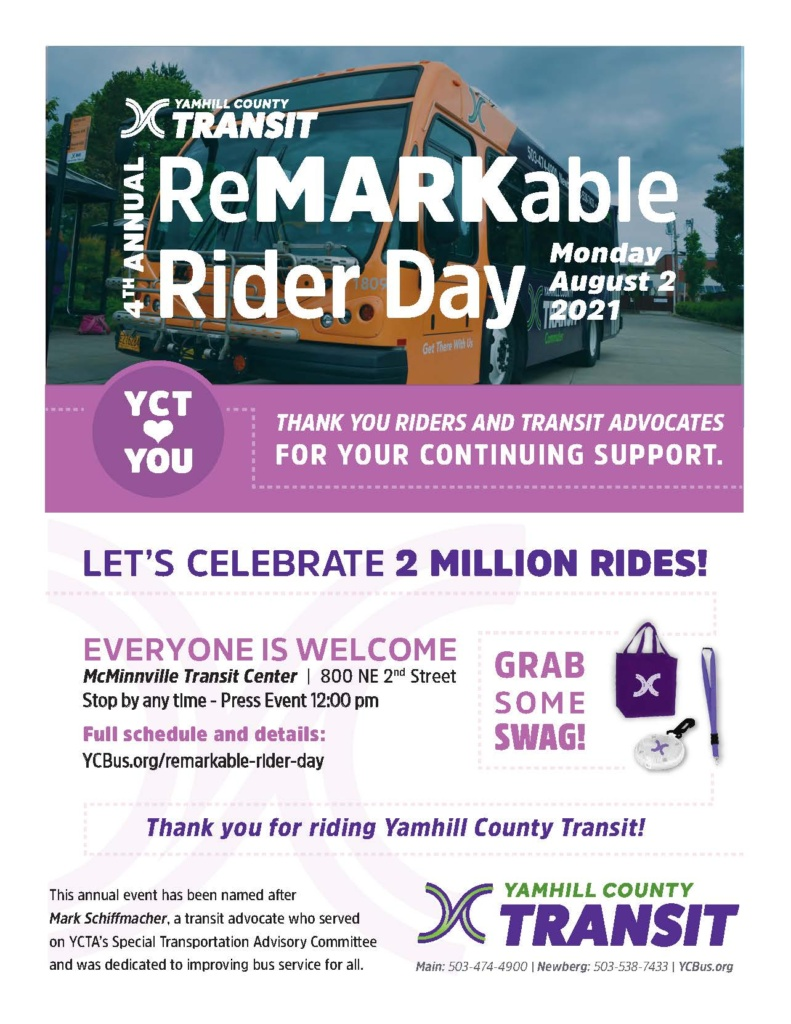 ReMARKable Rider Day 2021